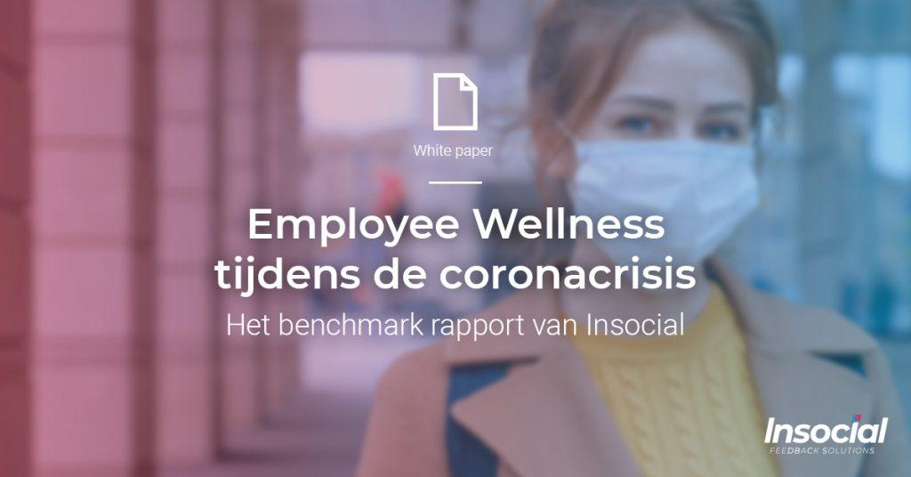 Werknemerstevredenheid tijdens de coronacrisis - Benchmark rapport