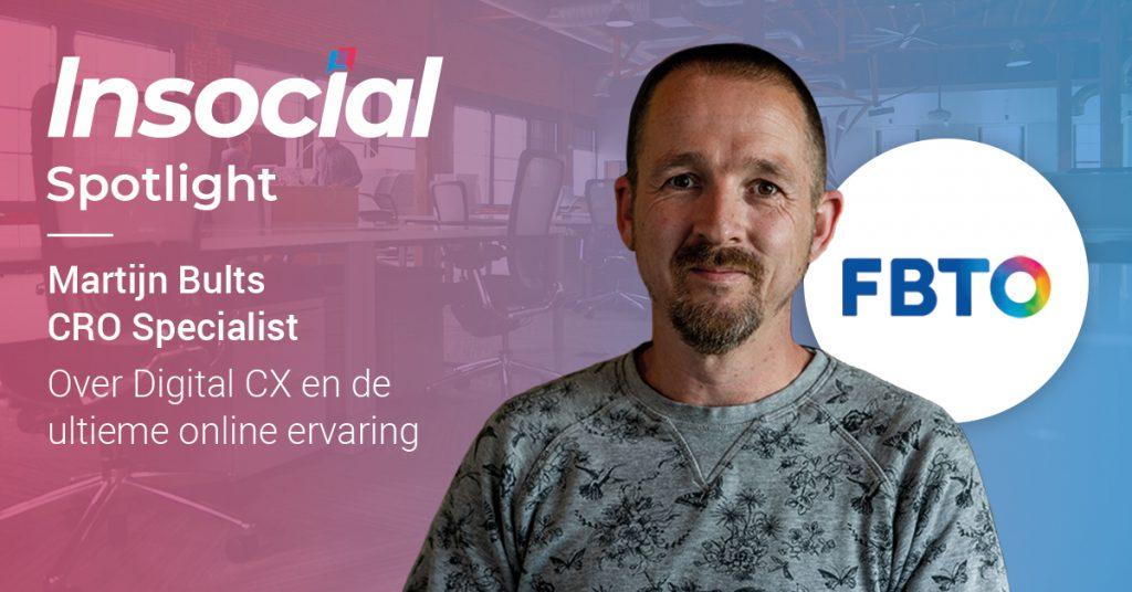 Martijn Bults van FBTO over Digital CX